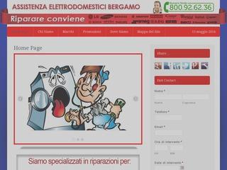 Assistenza Elettrodomestici Ariston Bergamo