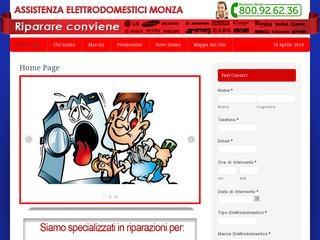 Assistenza Elettrodomestici Ariston Monza