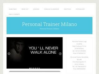 Allenamento Trx Milano