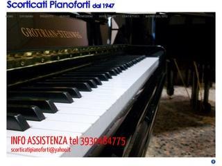 Riparazione Pianoforti Milano