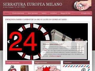 Serratura Porte Blindate Milano