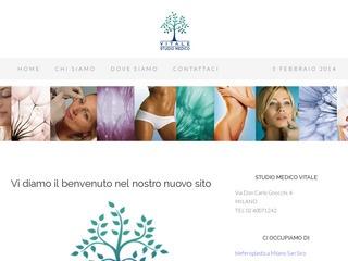 Liposuzione Laser Milano San Siro