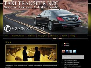Taxi Transfer Ncc Stazione Centrale