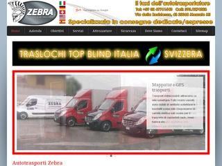 Trasporto Serramenti Varese